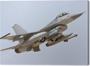 F-16 - Take Off Canvas Print
