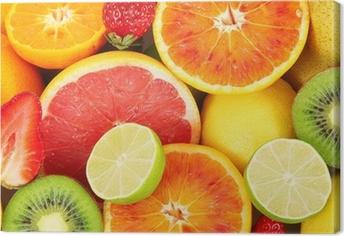 frutta Canvas Print