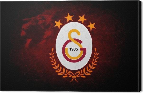 Galatasaray Canvas Print