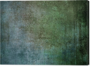 grunge industrial background Canvas Print