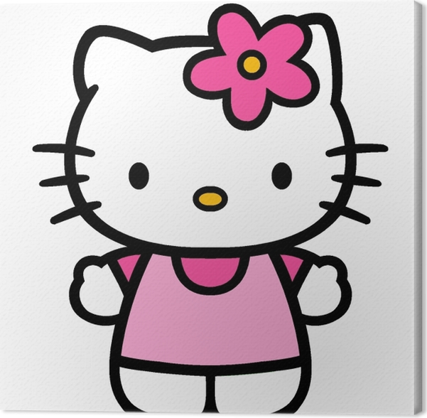 Hello Kitty Canvas Print - Criteo