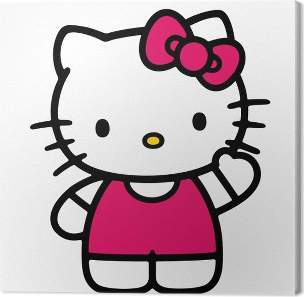 Hello Kitty Canvas Print - Criteo