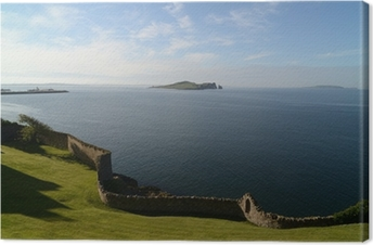 Howth panorama Canvas Print