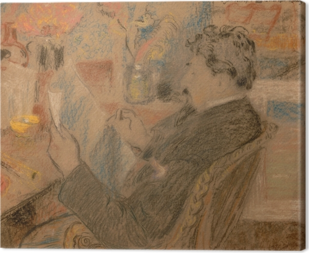 Jan Toorop - Sketch Canvas Print - Reproductions