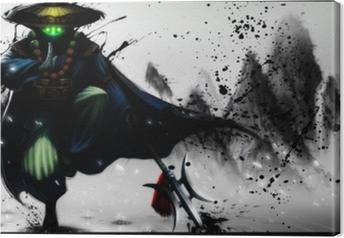 Jax - League of Legends Canvas Print