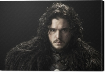 Jon Snow Canvas Print