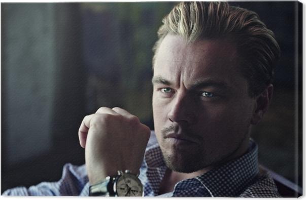 Leonardo DiCaprio Canvas Print - Leonardo DiCaprio