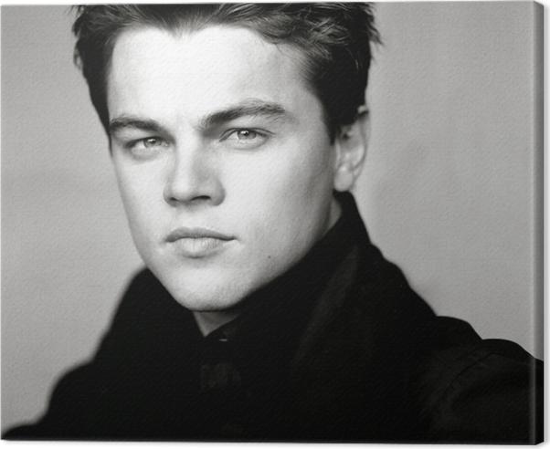Leonardo DiCaprio Canvas Print - Criteo