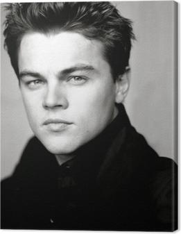 Leonardo DiCaprio Canvas Print