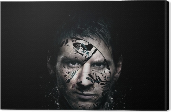 Lionel Messi Canvas Print - Lionel Messi