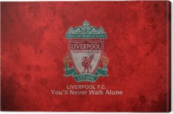 Liverpool F.C. Canvas Print