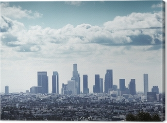 Los Angeles, California Canvas Print