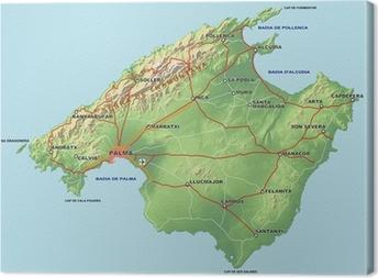 S Illot Mallorca Karte.Le Village Talayotique Du Clapier Des Géants Claper Des Gigant