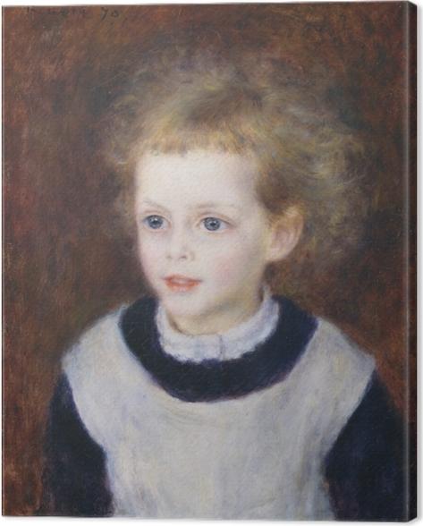 Marguerite-Thérèse (Margot) Berard Canvas Print - Impressionism