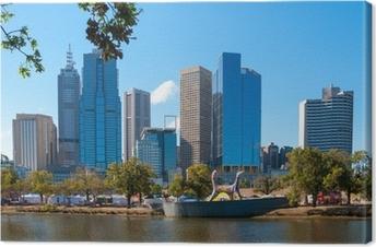 Melbourne Victoria Australia Canvas Print