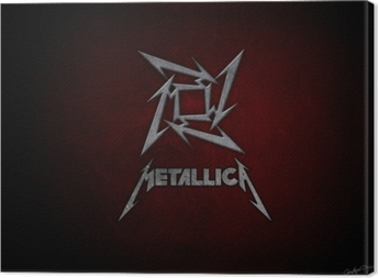 Metallica Canvas Print