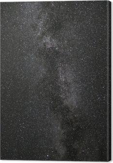 Milchstraße Canvas Print