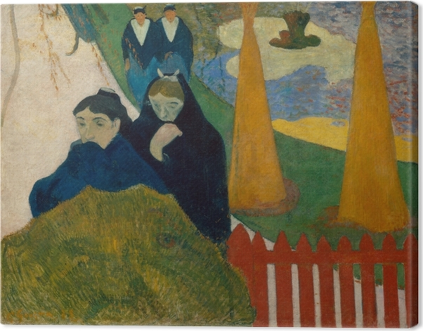 Paul Gauguin - Mistral Canvas Print - Reproductions