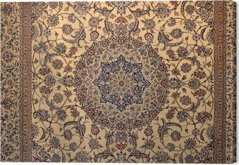 Persian carpet Canvas Print