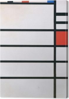 Piet Mondrian - Trafalgar Square Canvas Print