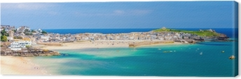 St Ives Cornwall England UK Canvas Print