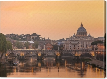 St. Peter's cathedral Canvas Print