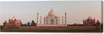Taj Mahal, Agra Canvas Print