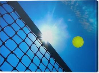 Tennis concept Canvas Print
