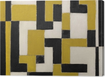 Theo van Doesburg - Composition Canvas Print
