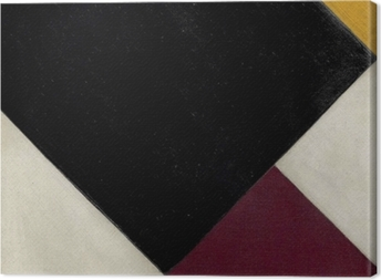 Theo van Doesburg - Counter-Composition XI Canvas Print