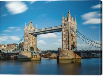 Tower Bridge Londres Angleterre Canvas Print