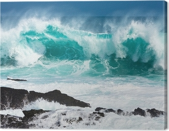 Surfing Canvas Prints Feel Like You Are In Paradise Pixers