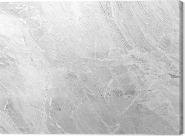 White Marble Texture Background HighRes Canvas Print