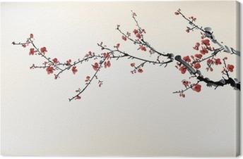 winter sweet Canvas Print