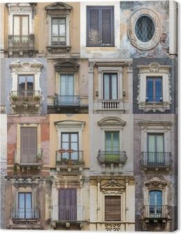 Canvas Ramen uit Sicilië