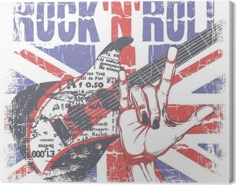 Canvas Rock-n-roll