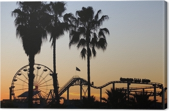 Canvas Rollercoaster