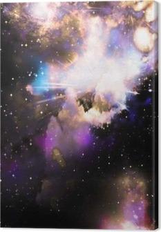 Canvas Ruimtevaart