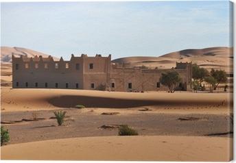 Canvas Sahara