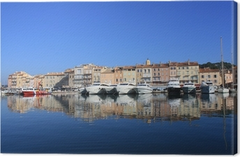 Canvas Saint Tropez