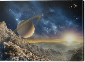 Canvas Saturnusmaan