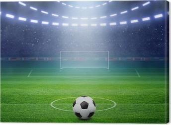 Canvas Soccer Stadium