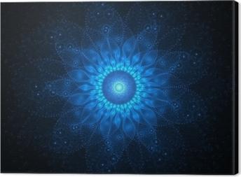 Canvas Space mandala