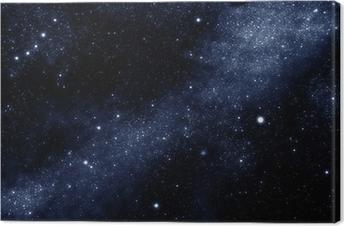 Canvas Starfield