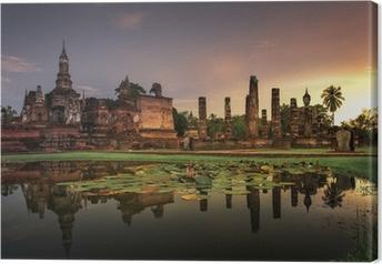 Canvas Sukhothai historisch park