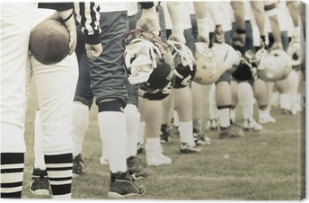 Canvas Team - american football begrip