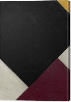 Canvas Theo van Doesburg - Kontrakompozice XI