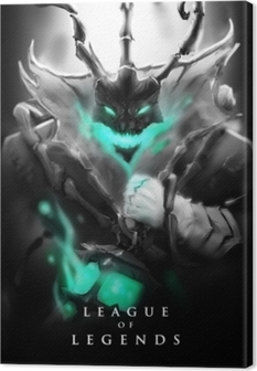 Canvas Thresh - League of Legends