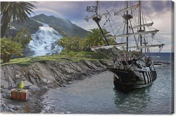 Canvas Treasure Hunt