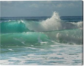 Canvas Wave